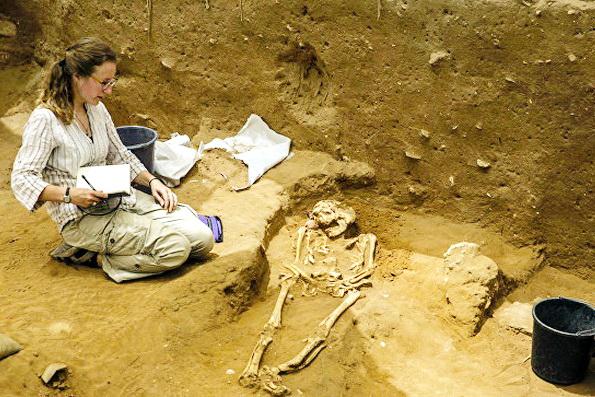 Археологи впервые в истории нашли захоронения библейских филистимлян