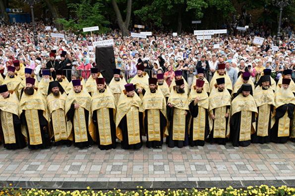 Эксперт: Крестный ход на Украине может поменять церковную политику властей