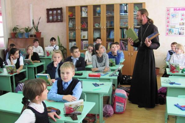 Русская Православная Церковь опровергла введение обязательного курса по Основам православной культуры во всех школах