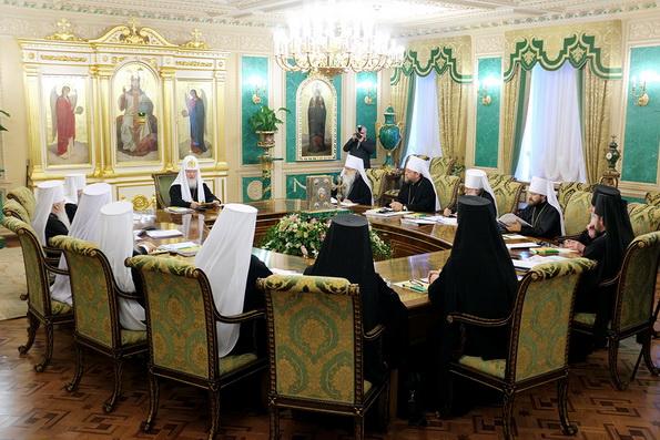 Синод определит отношение к межправославному форуму на Крите