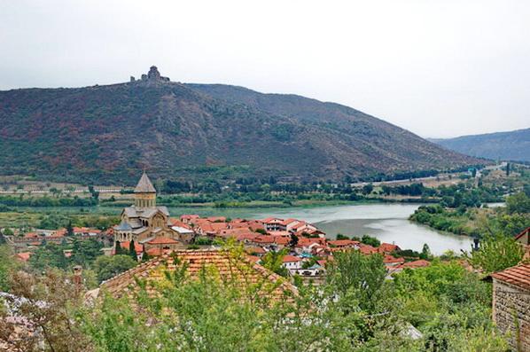 ЮНЕСКО вернул храмы грузинской Мцхеты в основной список объектов Всемирного наследия