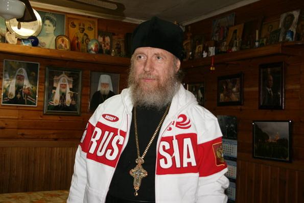У российских олимпийцев замечательный настрой