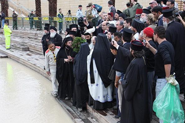 Русская Православная Церковь Заграницей призвала пожертвовать средства на разминирование места Крещения Христа