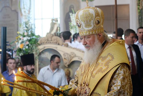 Русская Церковь за последние шесть лет увеличилась на 5 тыс. храмов и на 10 тыс. священнослужителей