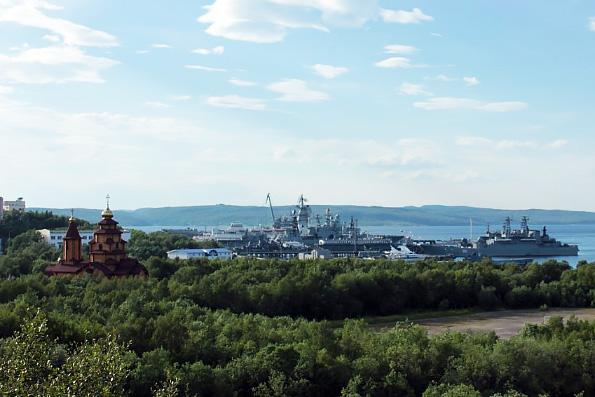 Патриарх Кирилл встретится с моряками Северного флота