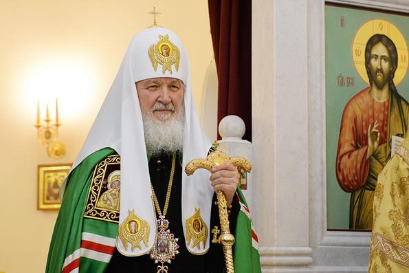 Патриарх Кирилл отметил желание нового министра образования и науки РФ заботиться об учителях