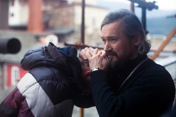 Олимпийскую сборную России духовно окормляет православный священник