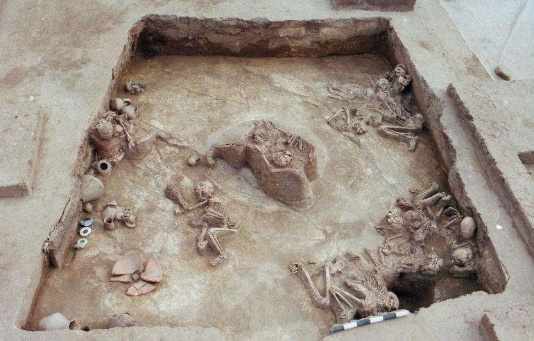 Археологи нашли следы Великого потопа в Китае