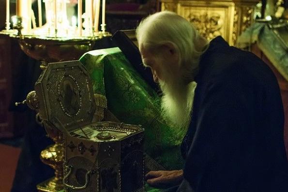 Мощи преподобного Силуана Афонского впервые будут принесены в города России