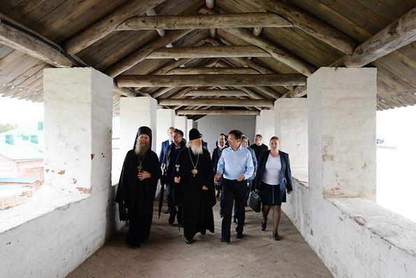 Патриарх за скорейшее придание Соловкам статуса религиозно-исторического места