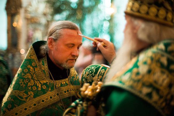 Соболезнование митрополита Феофана в связи с кончиной архимандрита Всеволода (Захарова)