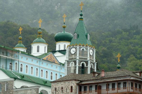 На Афоне избран новый игумен Пантелеимонова монастыря