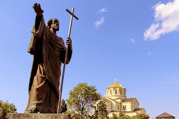 Ученые находят следы пребывания апостола Андрея Первозванного в Крыму
