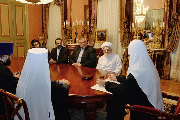 В Москве открылось X заседание Совместной российско-иранской комиссии по диалогу «Православие-ислам»