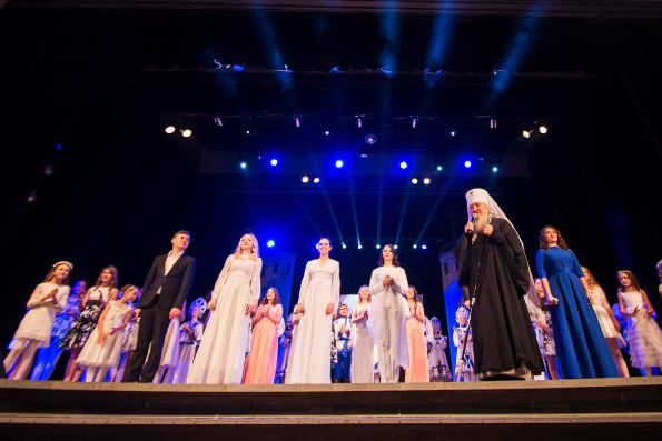 Митрополит Феофан посетил гала-концерт Рождественского фестиваля «Свет Вифлеемской звезды»