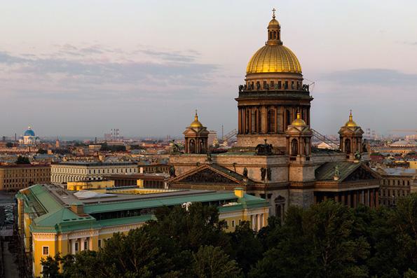 Александр Щипков: Исаакий — важная точка сакральной российской географии