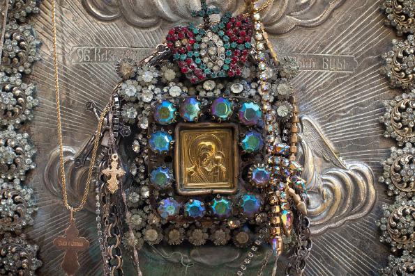 Чудотворный Казанский образ Богородицы села Большие Кабаны: маленький лик, но с великой благодатью