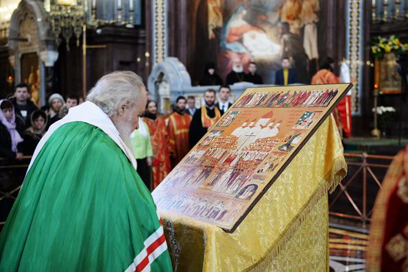 История Русской Церкви в ХХ веке — пример полного краха гонений, — Патриарх Кирилл