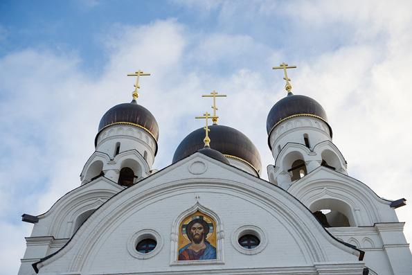 Новые храмы строит сам народ, — Патриарх Кирилл