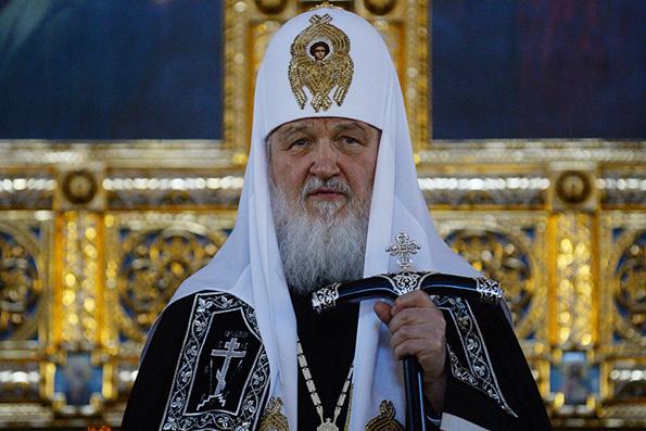 Великий пост — попытка изменить свое душевное состояние, — Патриарх Кирилл