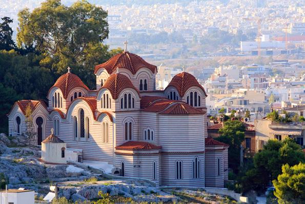 Церковь и родители в Греции протестуют против школьной недели «гендерной идентичности»