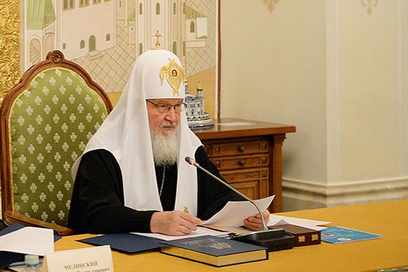 Александра Невского надо сделать героем для поколения соцсетей, — Патриарх