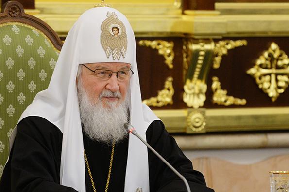 Необходимо вернуть русскую классику в пространство молодежи, — Патриарх