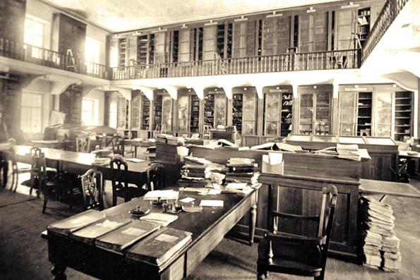 Библиотека архиве в одном