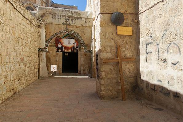 Созданы 3D туры крестного пути Христа и храма Гроба Господня