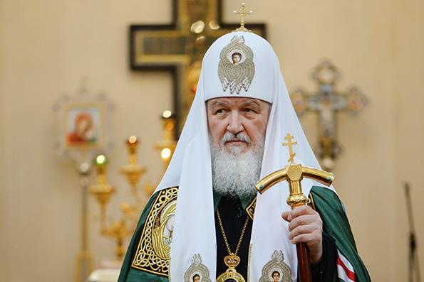 Святейший Патриарх Кирилл выразил соболезнование в связи с гибелью людей в результате взрыва в Санкт-Петербургском метрополитене