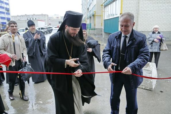 Под Пензой на церковные средства открыли Центр помощи населению