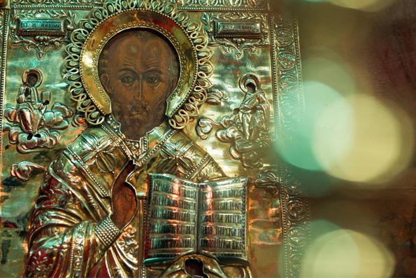 В Россию из города Бари будут принесены мощи сятителя Николая Чудотворца