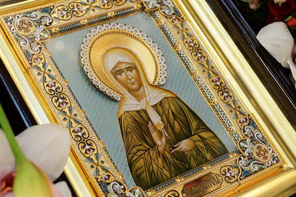 Блаженная Матрона популярнее любого мирового лидера, считает Патриарх