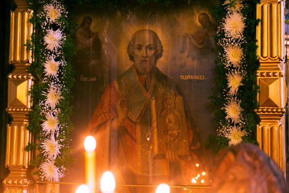 Стало известно время пребывания мощей святителя Николая Чудотворца в России