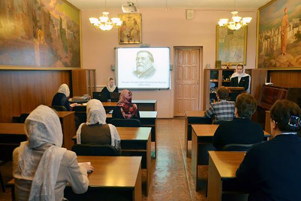 В Казанской духовной семинарии состоялся семинар, посвященный жизни и творчеству Михаила Ипполитова-Иванова