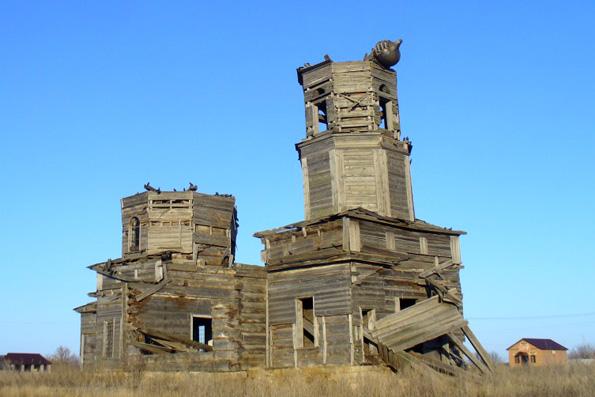 В селе Саконы построят новый храм-часовню