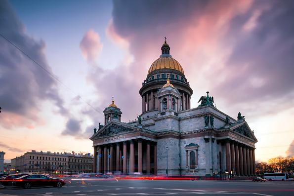 В Церкви надеются, что после слов В.Путина проблем с передачей Исаакиевского собора не возникнет