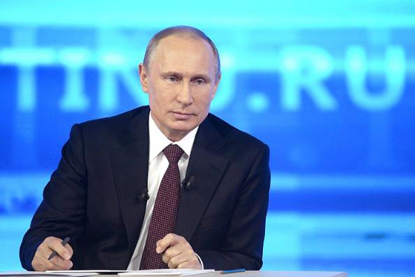 Владимир Путин прокомментировал передачу Исаакиевского собора Русской Православной Церкви