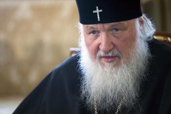 Главный конфликт между Востоком и Западом — ценностный, — Патриарх Кирилл
