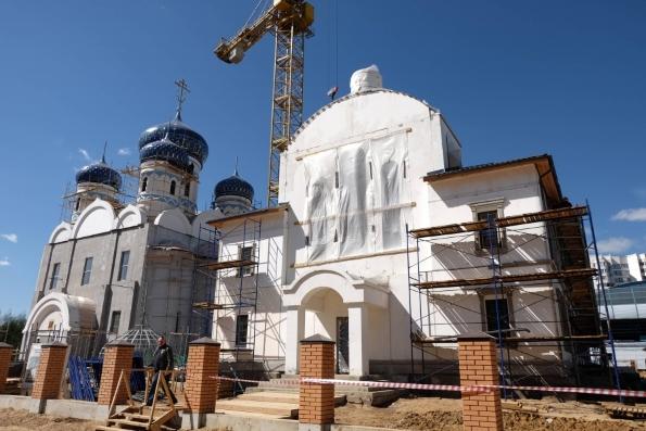 200 новых храмов Москве недостаточно, считает Патриарх Кирилл