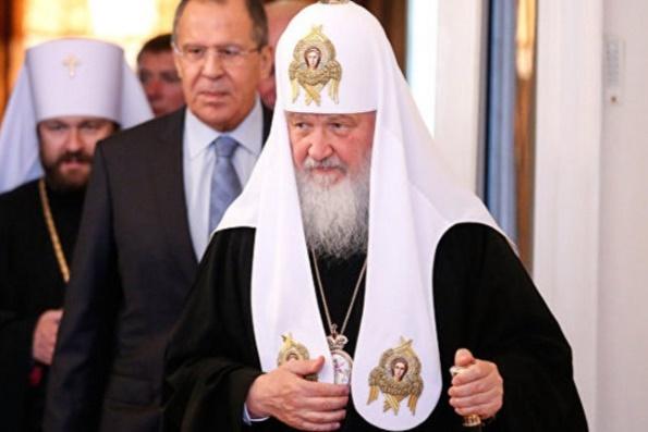 Церковь может стать важным фактором примирения на Украине, — Патриарх