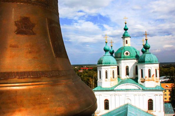 В Елабуге состоялся X Всероссийский фестиваль колокольного звона