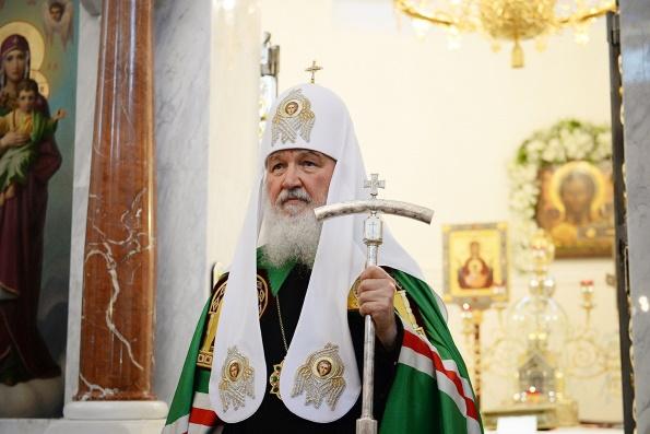 Патриарх Кирилл заявил о новом этапе отношений православных с католиками