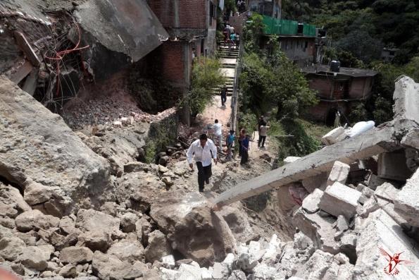 Патриарх Кирилл молится о жертвах сильного землетрясения в Мексике