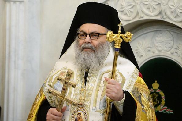 Представитель Антиохийского Патриарха в Москве благодарит российских военных за помощь Сирии